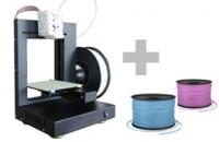 Impresora de prototipos 3D